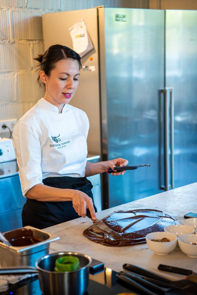 Elizabeth Vázquez Chocolatier